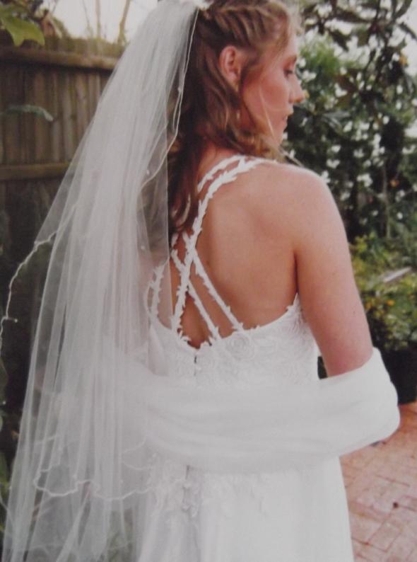 Judy Medway Bride Melanie 4