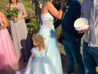 Cathryn's Beach Wedding