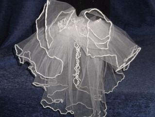 Tulle Bridal Ruffle