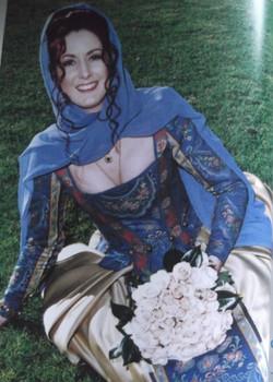 Judy Medway Bride Cassandra
