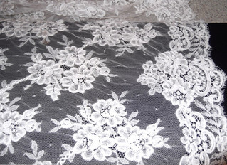 French Chantilly Lace