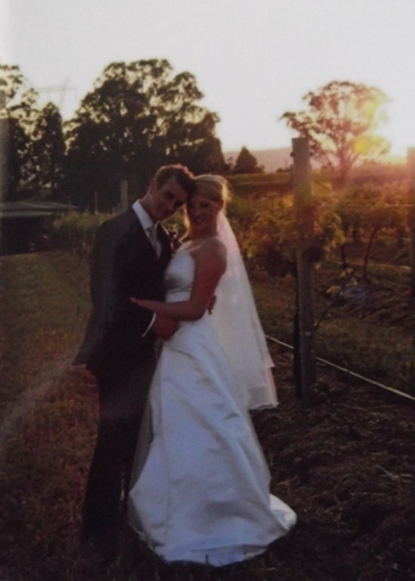 Judy Medway Bride Sarah Keir