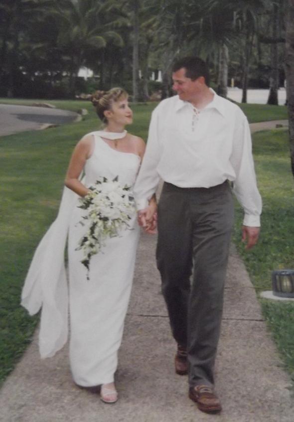 Judy Medway Bride Sally