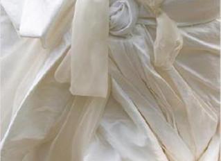 Judy Medway Bridal Back Detail