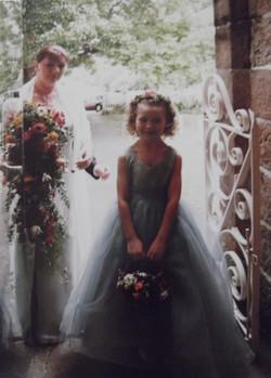 Judy Medway Bride Ann Marie