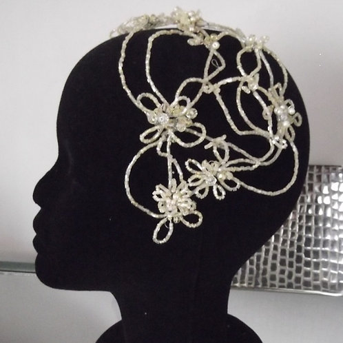 Beaded Headpiece