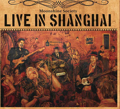 Live in Shanghai- CD