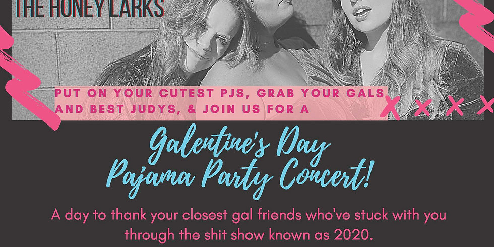 Pajama Party- Rescheduled 2/20/21