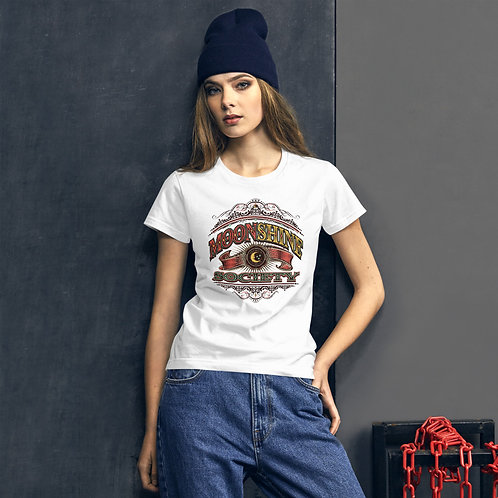 Vintage Logo- Women's short sleeve t-shirt