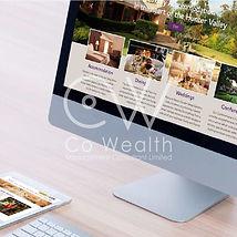 網頁設計, Co-Wealth -02