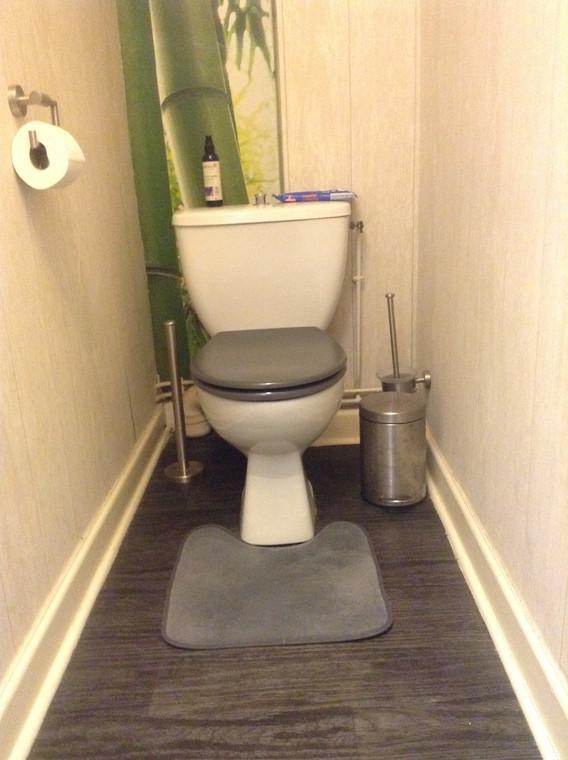 Meublé Les Bambous - Toilettes
