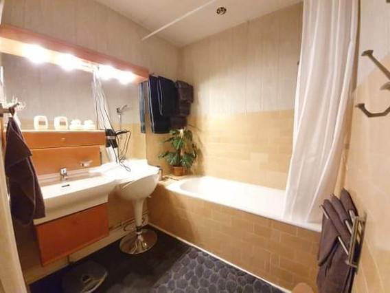 Meublé Les Bambous - Salle de bains