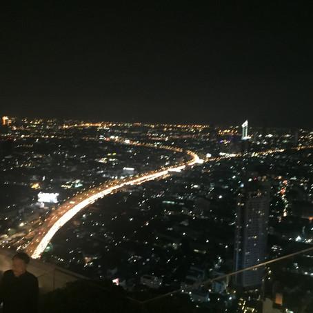 Bangkok, luci e colori