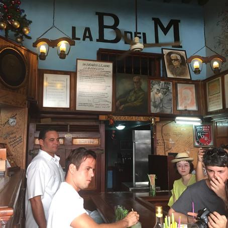 In giro per l'Havana a Cuba