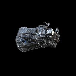 Mercedes Vito 115 Gearbox TPC