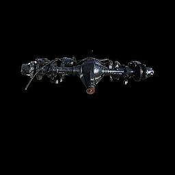Sprinter 616 Diff TPC