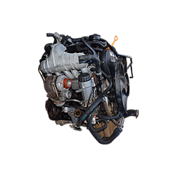 VW Crafter 2.5 Engine TPC