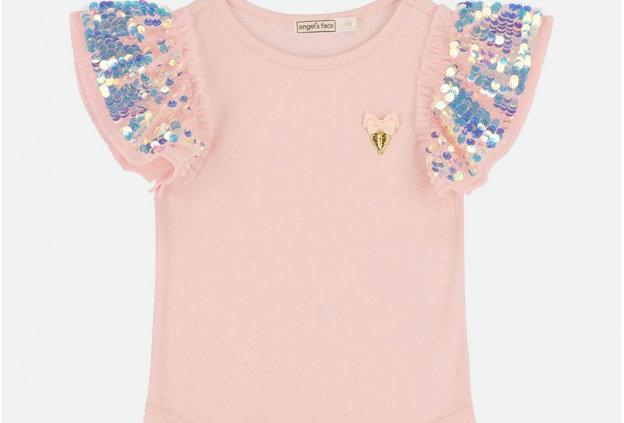 Louise Top Ballet Pink