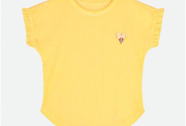 Amy T-Shirt Daffodil