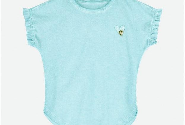 Amy T-Shirt Aqua