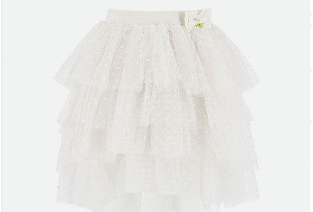 Betsey Skirt Snowdrop