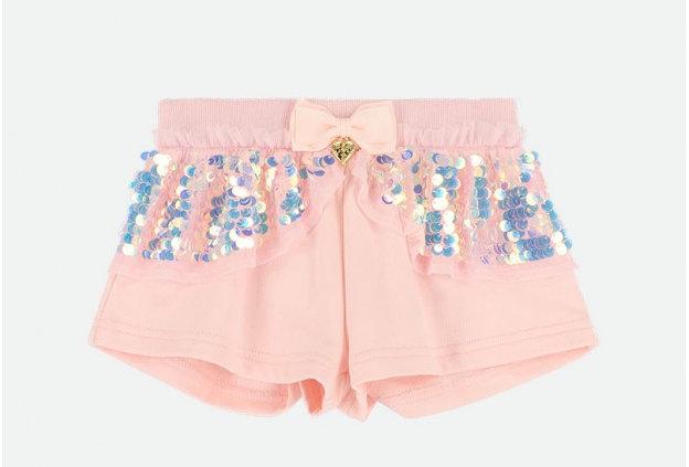 Lindsey Shorts Ballet Pink
