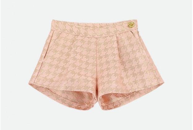 Vanessa Shorts Blush
