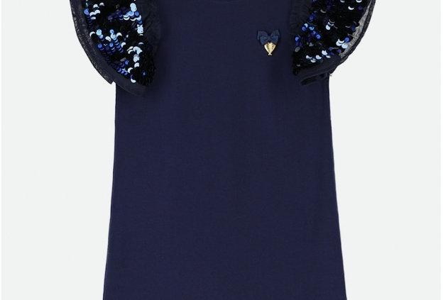 Lola Dress Navy
