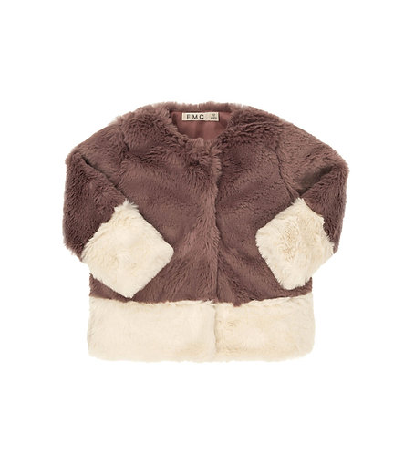 FAKE FUR JACKET - AA1139