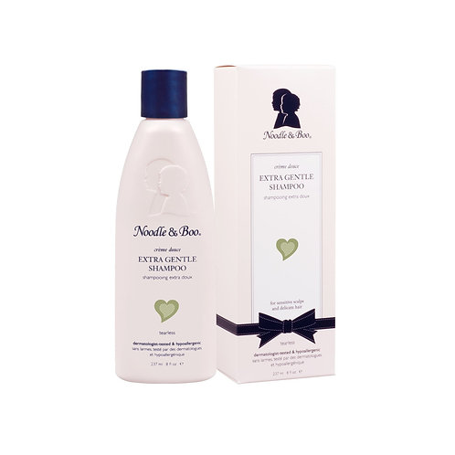 EXTRA GENTLE SHAMPOO for sensitive scalps and delicate hair