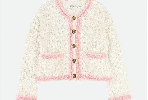 Freida Jacket Snowdrop