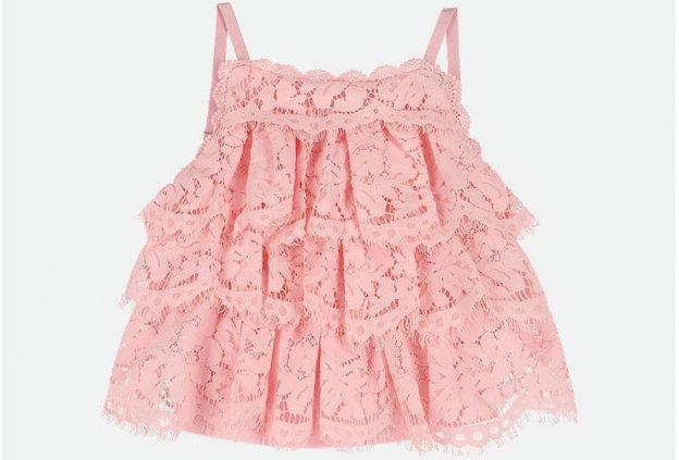 Sammy Top Fairy Pink