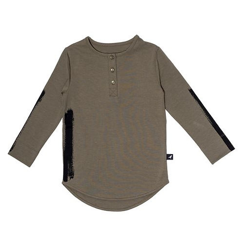 Tunic - Olive with Leggings - Olive