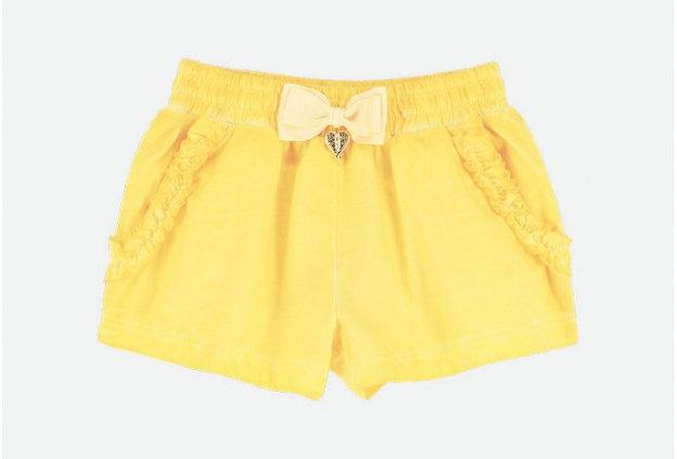 Kayla Shorts Daffodil