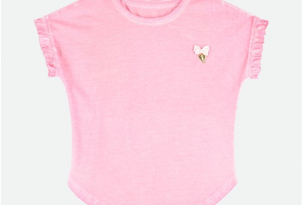 Amy T-Shirt Pink
