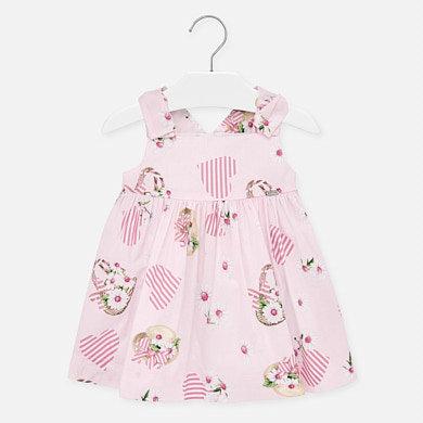 Mayoral 1931 Sleeveless Dress for baby girl