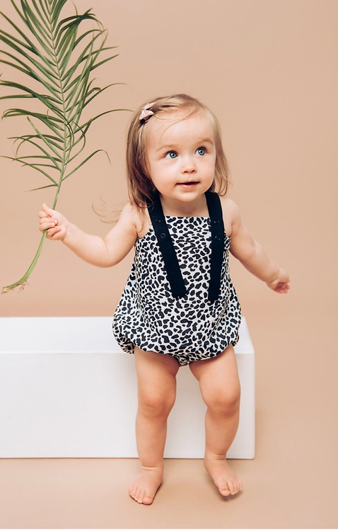 Hebe   GIRLS   Rompers  Romper with leopard design