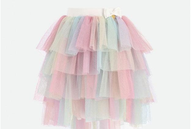 Brooke Skirt Rainbow