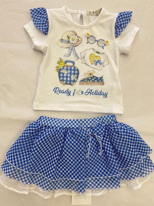 Emc Baby Girl 2 piece Set