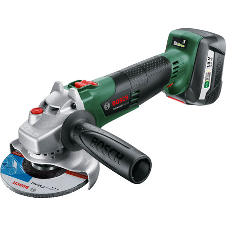 BOSCH CORDLESS GRINDER - EFFICIENT AND COMPACT