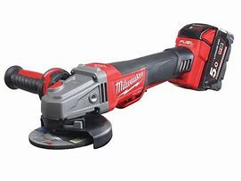 MILWAUKEE CORDLESS GRINDER - SUPERIOR PERFORMACE
