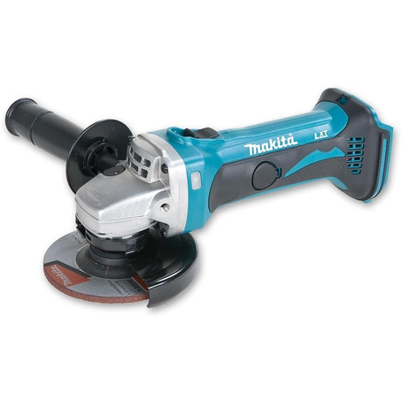 MAKITA CORDLESS GRINDER - INDESTRUCTIBLE RELIABILITY