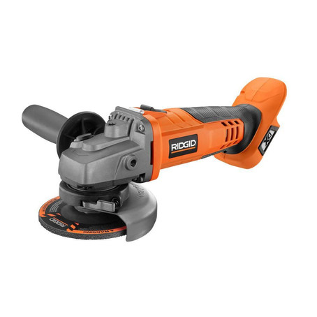 RIGID/AEG CORDLESS GRINDER -  POWER AND PRECISION