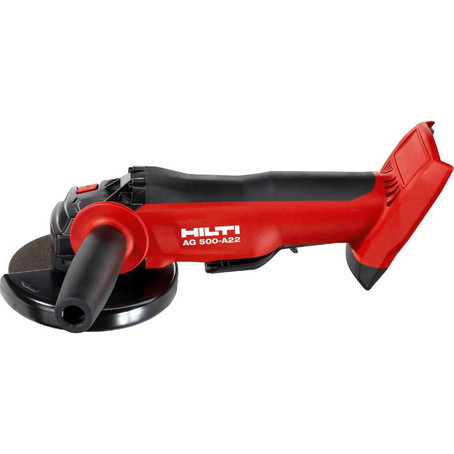 HILTI CORDLESS GRINDER - PERFECTION IS PRICELESS