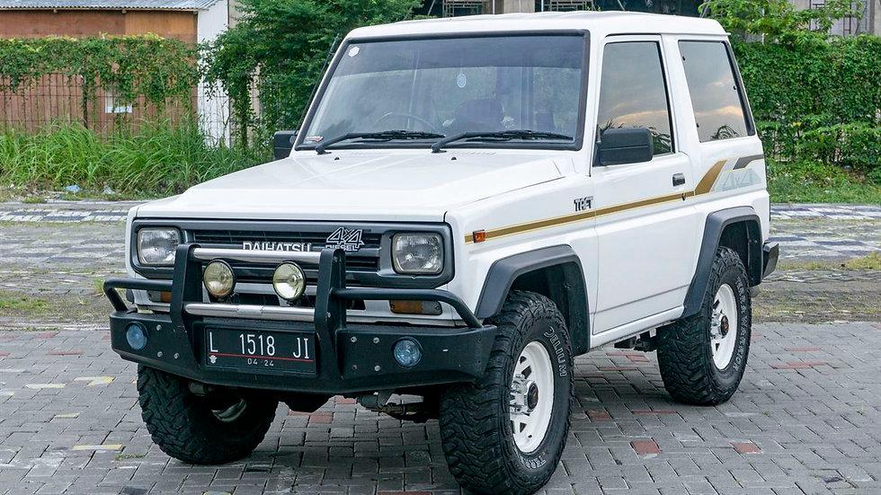 DAIHATSU TAFT F70R-R (FULL ORISINIL) 1991
