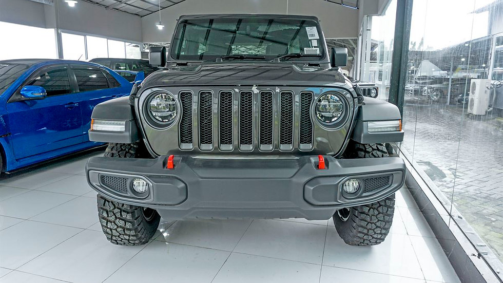 JEEP WRANGLER JL RUBICON SPECIAL EDITION 2020