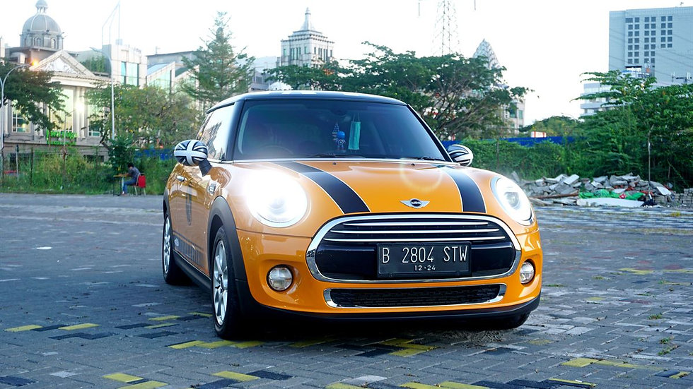 MINI COOPER S 3 DOORS NEW MODEL 2014