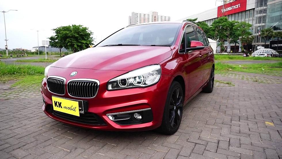 BMW 218i GRAND TOURER