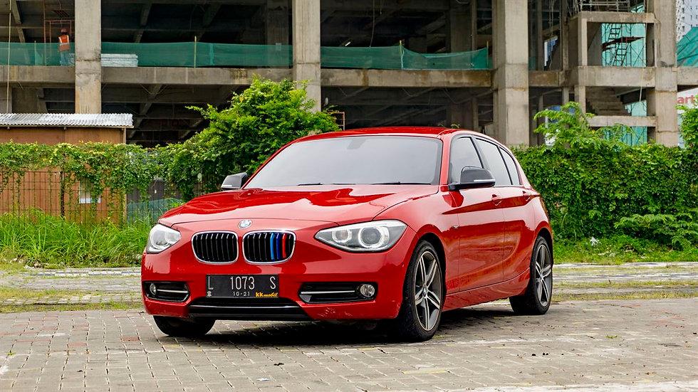 BMW 116i 2012