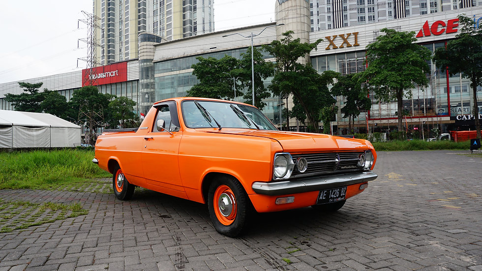 HOLDEN SPECIAL PICK-UP 1964